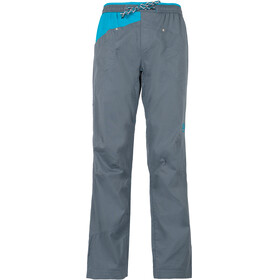 La Sportiva Bolt Pants Men Slate/Tropic Blue